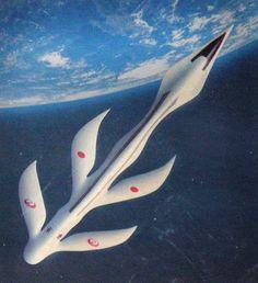 Experimental aircraft concept