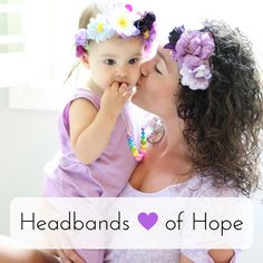 Mommy and me fashions that give back to children with cancer