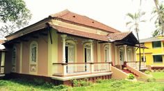 heritage houses of goa - Google Search