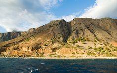Λευκά Όρη : Άγριο Τοπίο Και Ορεινή Μεγαλοπρέπεια Με Θέα Δύο Πελάγη - sfika