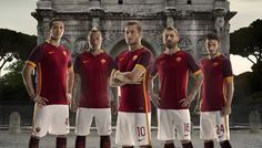 Camiseta ROMA 2015-16 by Nike