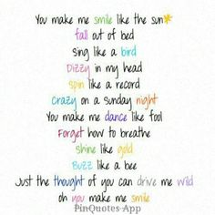 Cute Country Love Quotes From Songs : Best Quotes for Life Country Love Quotes, Country Lyrics, Country Songs, Cute Couple Quotes, Cute Quotes, Funny Quotes, Song Quotes, Smile Quotes, New Quotes
