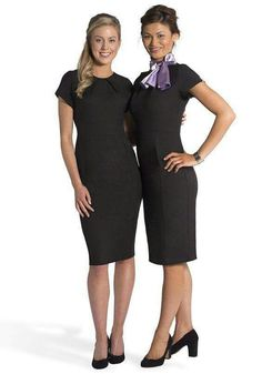 Front desk or reception uniforms www for Spa uniform in the philippines