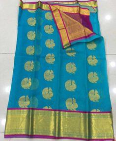 Online Kanchi Organza Sares At elegantfashionwear.com