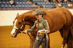 UPDATE:  9 New Classes Offered at 2012 APHA Youth World Show – Disciplined Rail Included