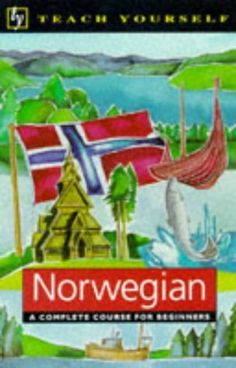Norwegian language.