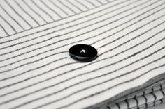 Linen stripe pillow cushions