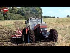 TEST !Czy się zakopie ? Ursus-1614 TURBO +Agregat talerzowy Grano - YouTube Tractors, Vehicles, Youtube, Rolling Stock, Vehicle, Tools
