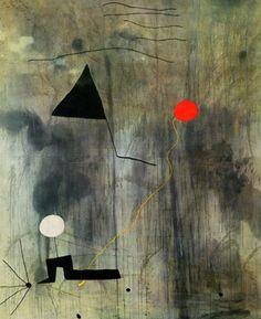 Nascimento do Mundo - Miró