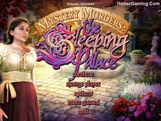 Free Download Mystery Murders The Sleeping Palace Pc Game at http://www.hottergaming.com/2013/05/mystery-murders-the-sleeping-palace-free.html