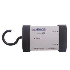 Heavy Duty Truck Scanner\10-AUGOCOM H8 Truck Diagnostic Tool