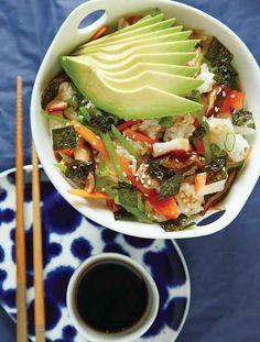 Deconstructed Sushi Salad 66