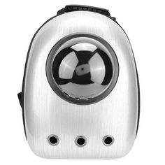 Breathable Astronaut Space Capsule Backpack Pet Dog Cat Puppy Carrier Bag  - Ideas of Cat Backpack #CatBackpack