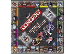 #Monopoly #Transformers