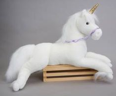 Stuffed Toy Horses, Unicorns, Pegasus & Fantasy Horses.