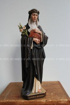 New-Hand-Carved-Wood-Statue-of-St-Catherine-of-Siena-50563-watermark.jpg (683×1024)