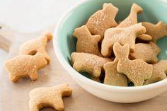 Homemade Animal Graham Crackers