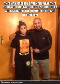 Parenting win!