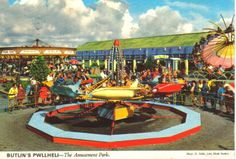 The Amusement Park @ Butlins Pwllheli