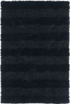 """Machine Made Shag Rugs """"FUSION"""" with Black - Charcoal color. Machine Made Rugs, Charcoal Color, Shag Rug, Area Rugs, Plush, Cord, Black, Construction, Glamour"""