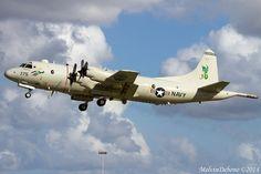 United States Navy Lockheed P-3C Orion VP-4 Skinny Dragons