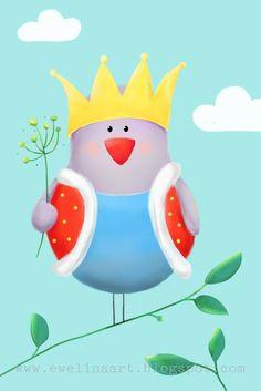 Moja twórczość: Król.