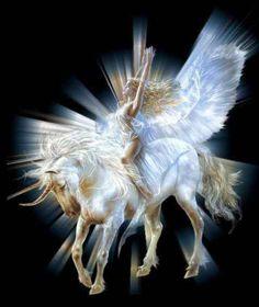 unicorn magic :)  Awesome! :D