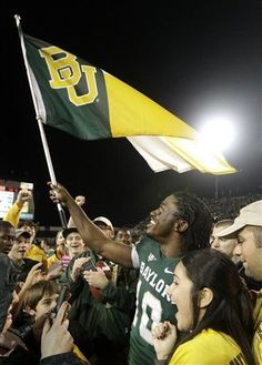 This might be the best #Baylor photo ever. #SicEm