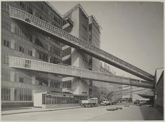 Rotterdam: Van Nelle fabriek Architects Brinkman en Van der Vlugt