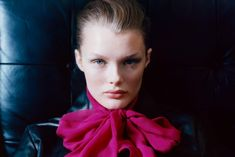 Kris Grikaite Models This Season's Most Enchanting & Mood-Enhancing Looks | PORTER