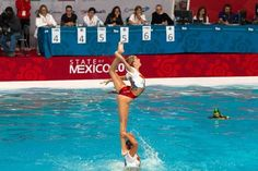 USA at FINA World Trophy in Mexico