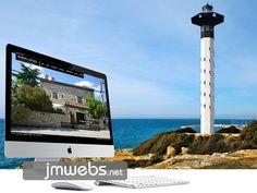 Ofrecemos nuestros servicios de Diseño de páginas Web en Torredembarra (Barcelona). Más información en www.jmwebs.com - Teléfono: 935160047