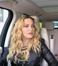 Madonna Carpool Karaoke'de