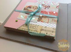 December Daily, Mini Albums, Different Types Of, Xmas, December, Mini Scrapbooks