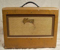 vintage amplifiers | Vintage Gibson Ga 30 Amp | Vintage Guitar Amplifiers