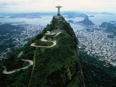 Let me take you to Rio.  I know someone that was an exchange student at my high school...would love to go here.