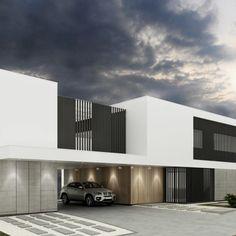 moderna enodružinska hiša