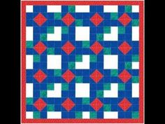 Oh Susannah Quilt Pattern Video - YouTube