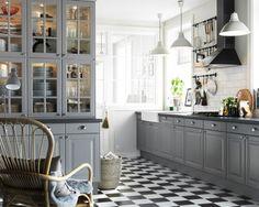Carrelage Damier Noir Et Blanc. Beautiful Latest Awesome Decoration ...