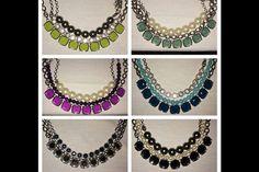 infinitme™ ~ lia sophia  New...Make your own necklace!! Nouveauté...faite votre propre collier!! www.liasophia.ca/manongoulet