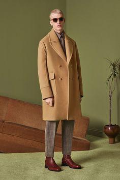 Stella McCartney Fall 2017 Menswear Fashion Show Collection