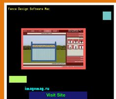 Fence Design Software Mac 161552 - The Best Image Search