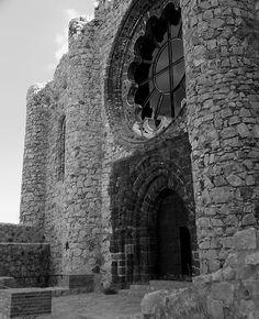 Iglesia del castillo-convento de Calatrava la Nueva