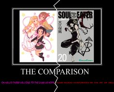Oh hello there! Welcome to the DWMA! We hope / YOUR BLOOD EVAPORATES IN THE PIT OF HELL (Soul Eater NOT! vs. Soul Eater)