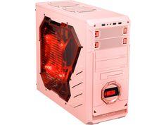 APEVIA X-DREAMER4 Series Pink Computer Case