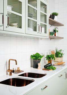 Kitchen from Ballingslöv. Front Bistro