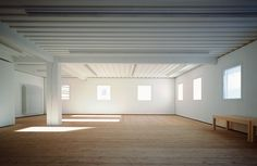 The Yellow House by Valerio Olgiati, 1999