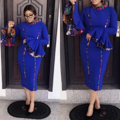 The best of ankara fashion styles to rock in a weekend like this, look marvelous, stunning and beautiful in your favorite African fashion fabric this weekend African Fashion Designers, Latest African Fashion Dresses, African Print Fashion, Africa Fashion, Ankara Fashion, 80s Fashion, Hijab Fashion, Fashion Women, Fashion Ideas
