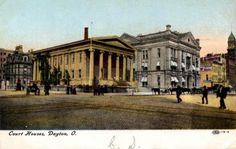 Court houses - Dayton, Ohio