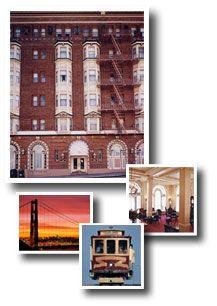 Beresford Arms Hotel, San Francisco, CA - Sept. 2013